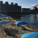 <p>Playa artificial en Montreal.</p>