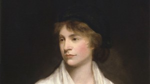 <p>Mary Wollstonecraft.</p>