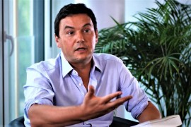 <p>Thomas Piketty.</p>