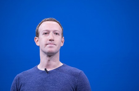 <p>Mark Zuckerberg. </p>