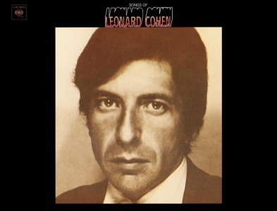 <p>Songs of Leonard Cohen (1967).</p>