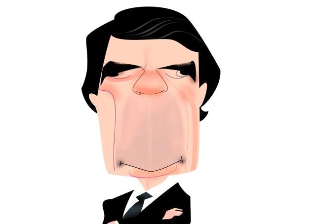 <p>José María Aznar.</p>