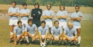 <p>Alineación S.S. Lazio en 1974</p>