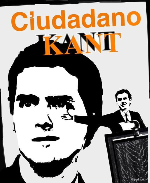 <p>Ciudadano Kant</p>