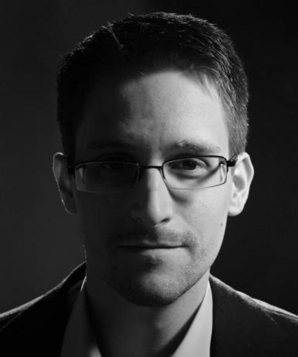 <p>Edward Snowden.</p>