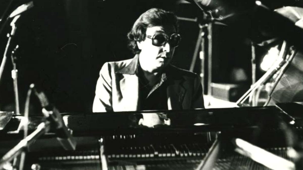 <p>Tete Montoliu. Pianista nacido en Barcelona en 1933. Sin duda, uno de los más grandes músicos de jazz que hayan visto la luz en estos pagos.Expuesta en<em>Una crónica del jazz en Madrid</em>.</p>