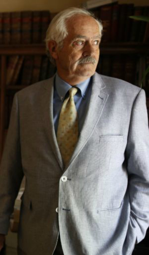 <p>Mariano Benítez de Lugo en una fotografía reciente.</p>