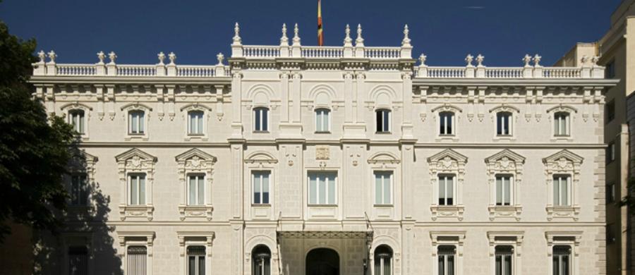 <p>Fiscalía General del Estado, Madrid.</p>