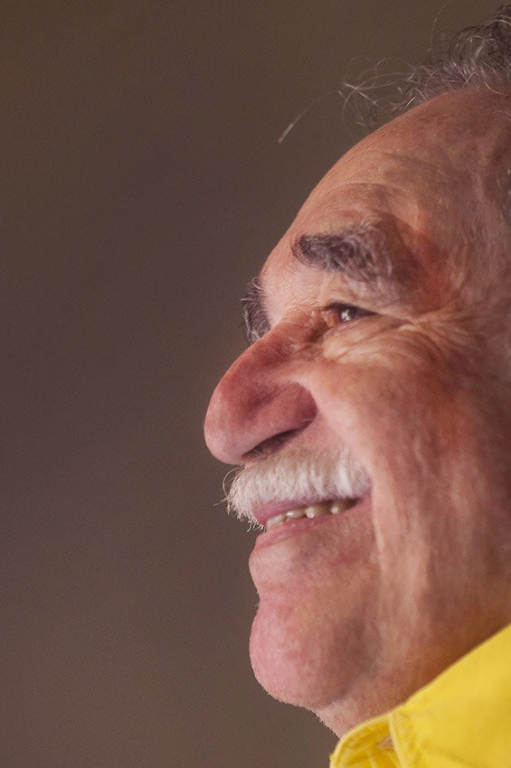 <p>El escritor colombiano Gabriel García Márquez</p>