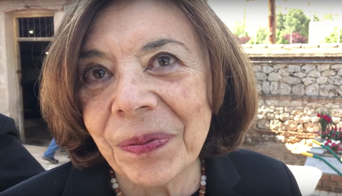 <p>Ana Messuti, abogada argentina de Ascensión Mendieta.</p>
