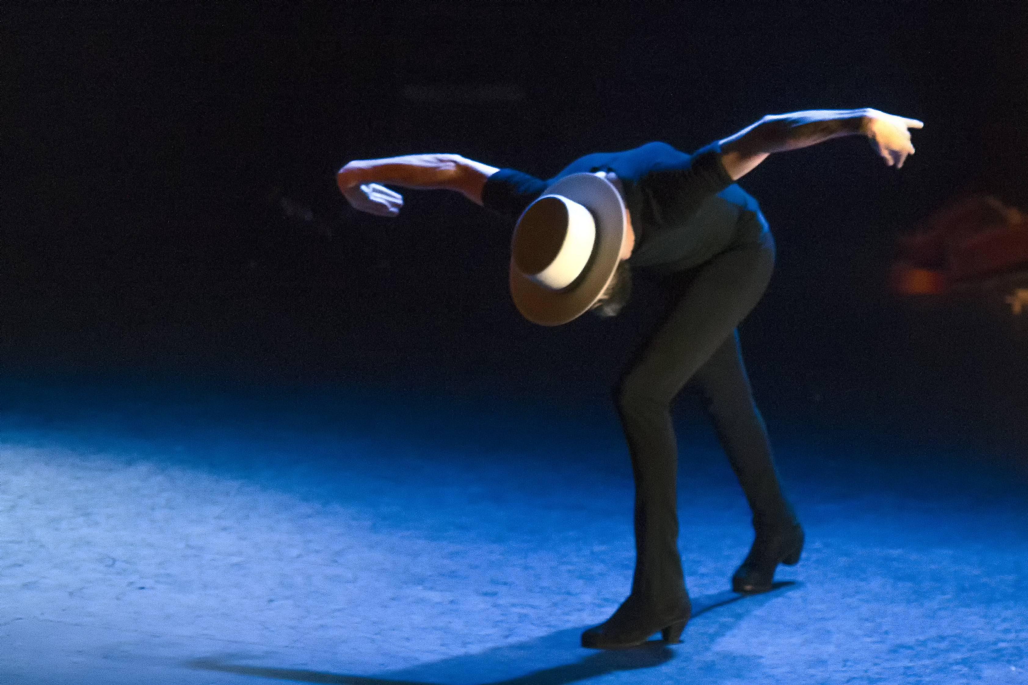 <p>El bailaor y coreógrafo Andrés Marín.</p>