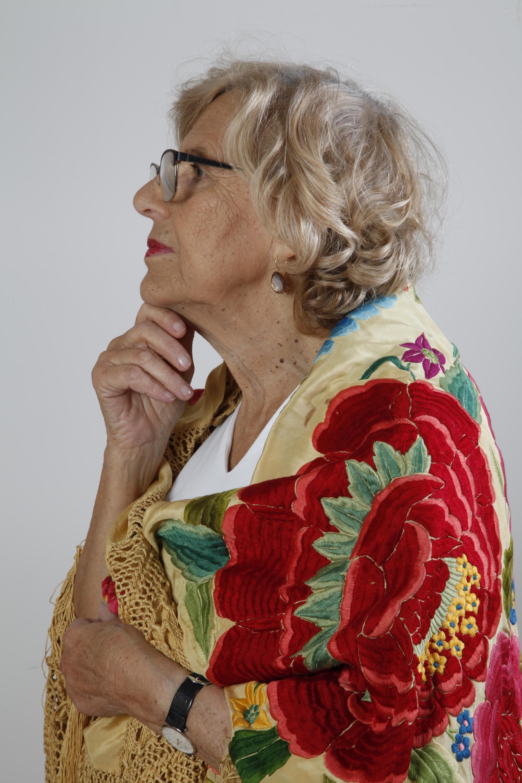 <p>Manuela Carmena, número uno de Más Madrid al Ayuntamiento.</p>