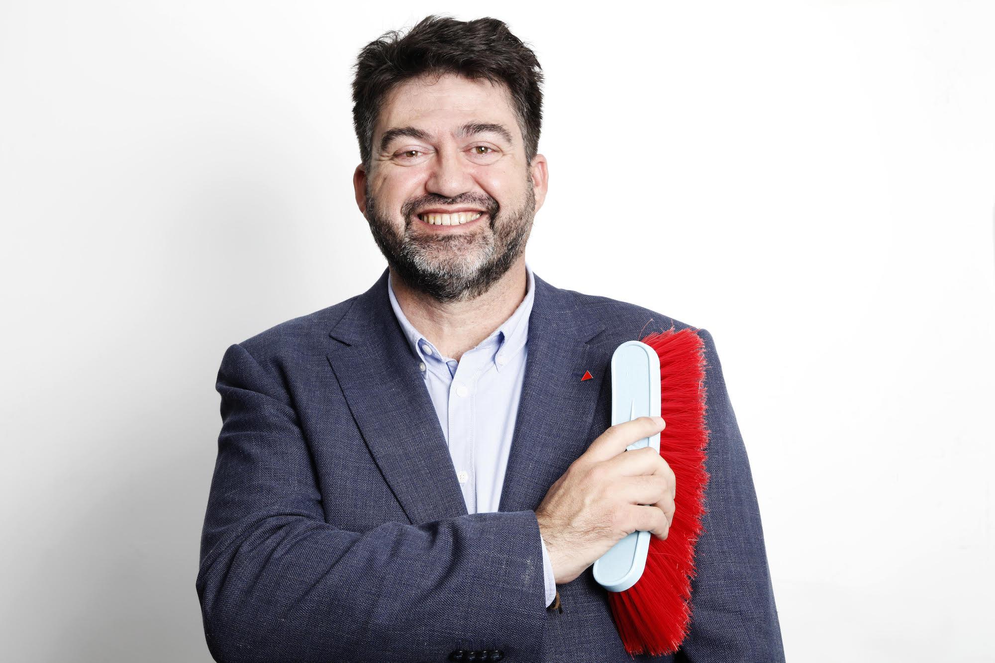 <p>Carlos Sánchez Mato, número uno porMadrid en Pie al Ayuntamiento.</p>