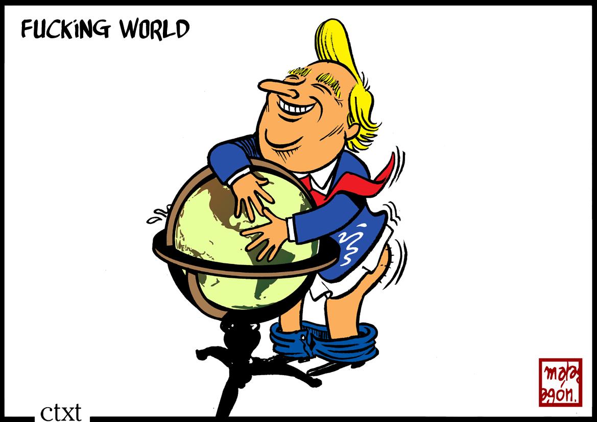 <p>Donald Trump.</p>