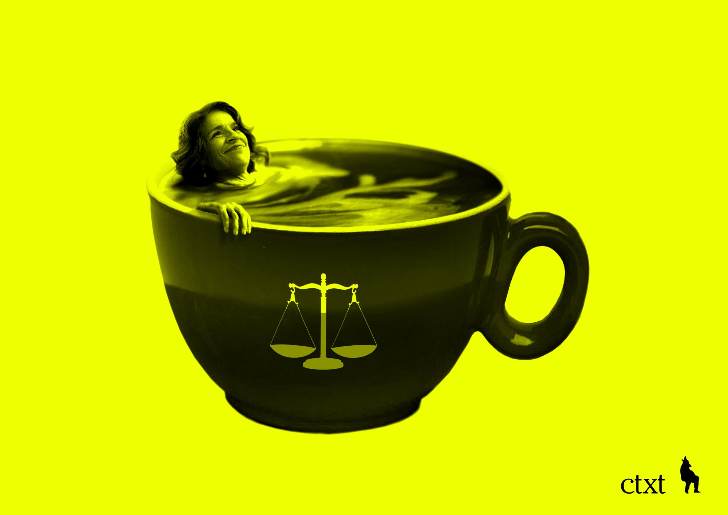 <p>Relaxing Cup of Tribunal de Cuentas</p>