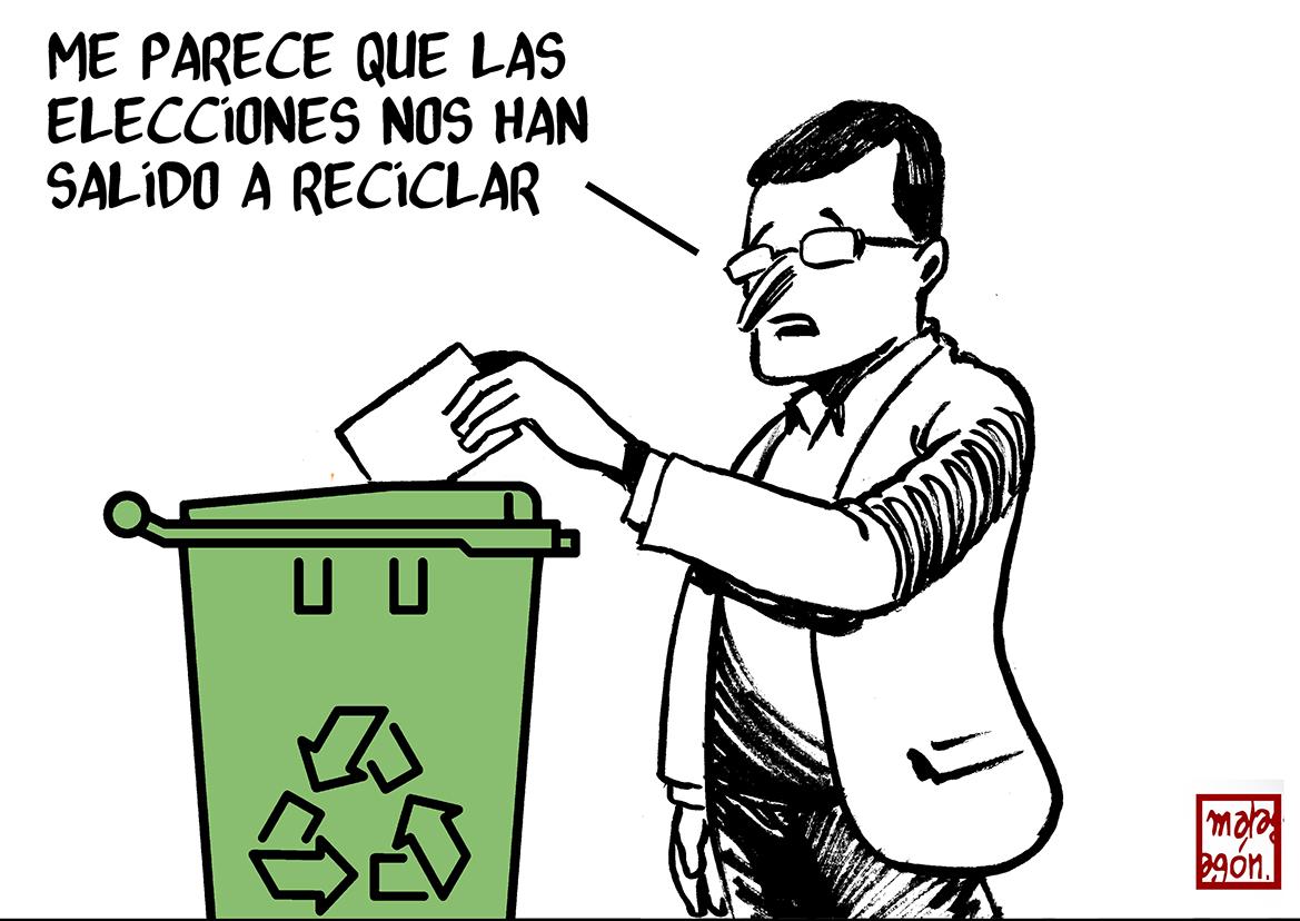 <p>Elecciones generales 2019. Fracaso de la investidura.</p>