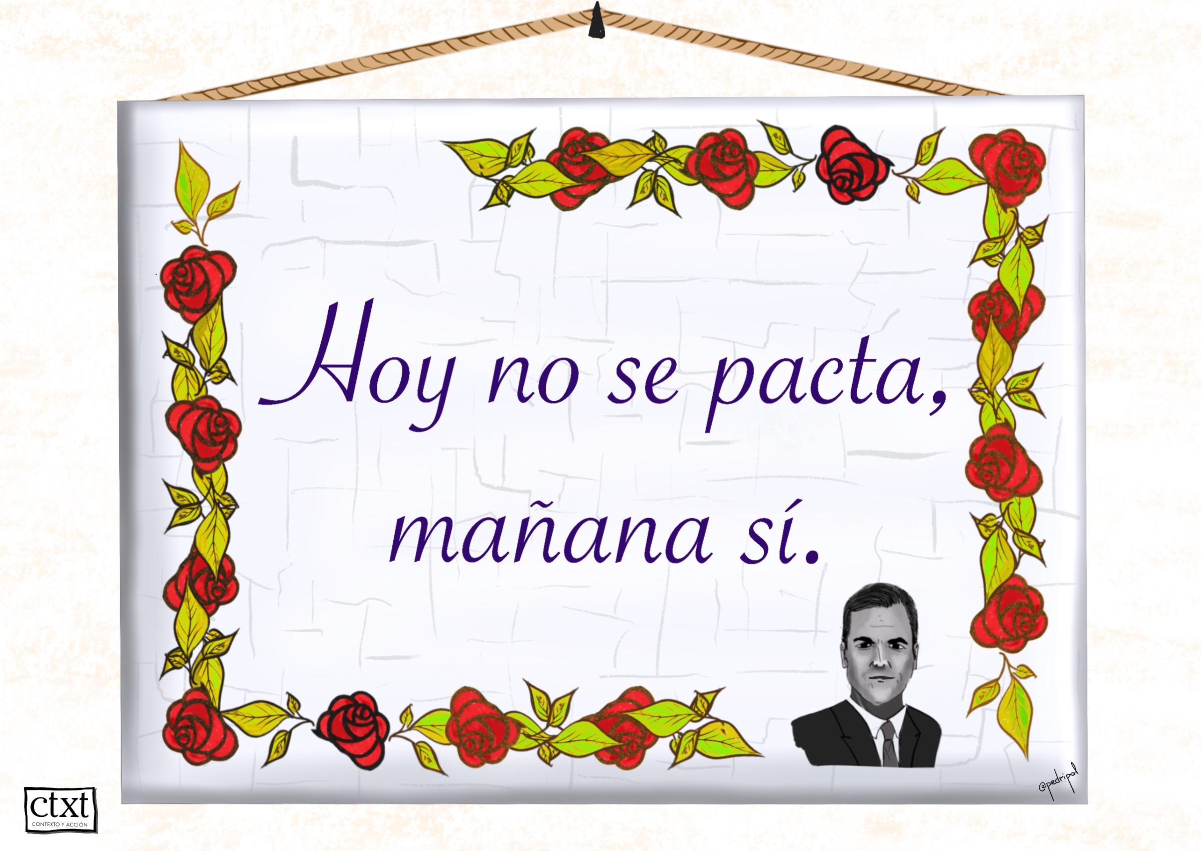 <p>PSOE, UP, elecciones</p>