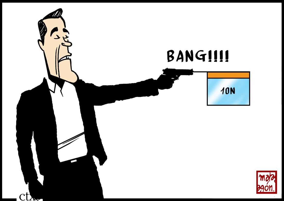 <p>Bang!</p>