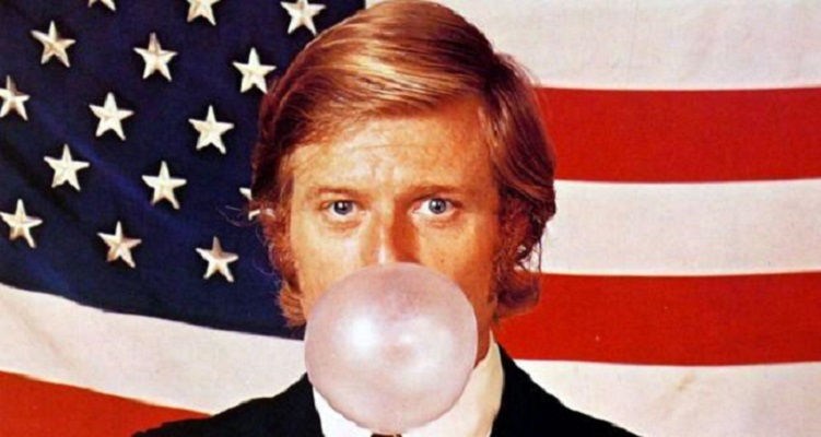 <p>Robert Redford en 'El candidato' (Michael Ritchie, 1972).</p>