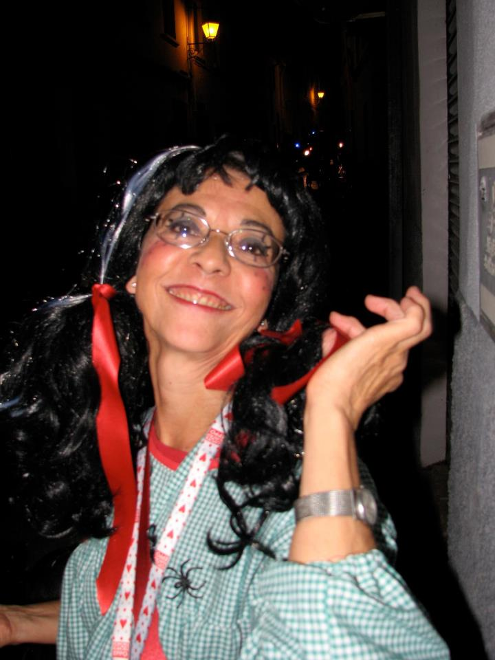 <p>Lola Ferrer. Cedida por la entrevistada.</p>