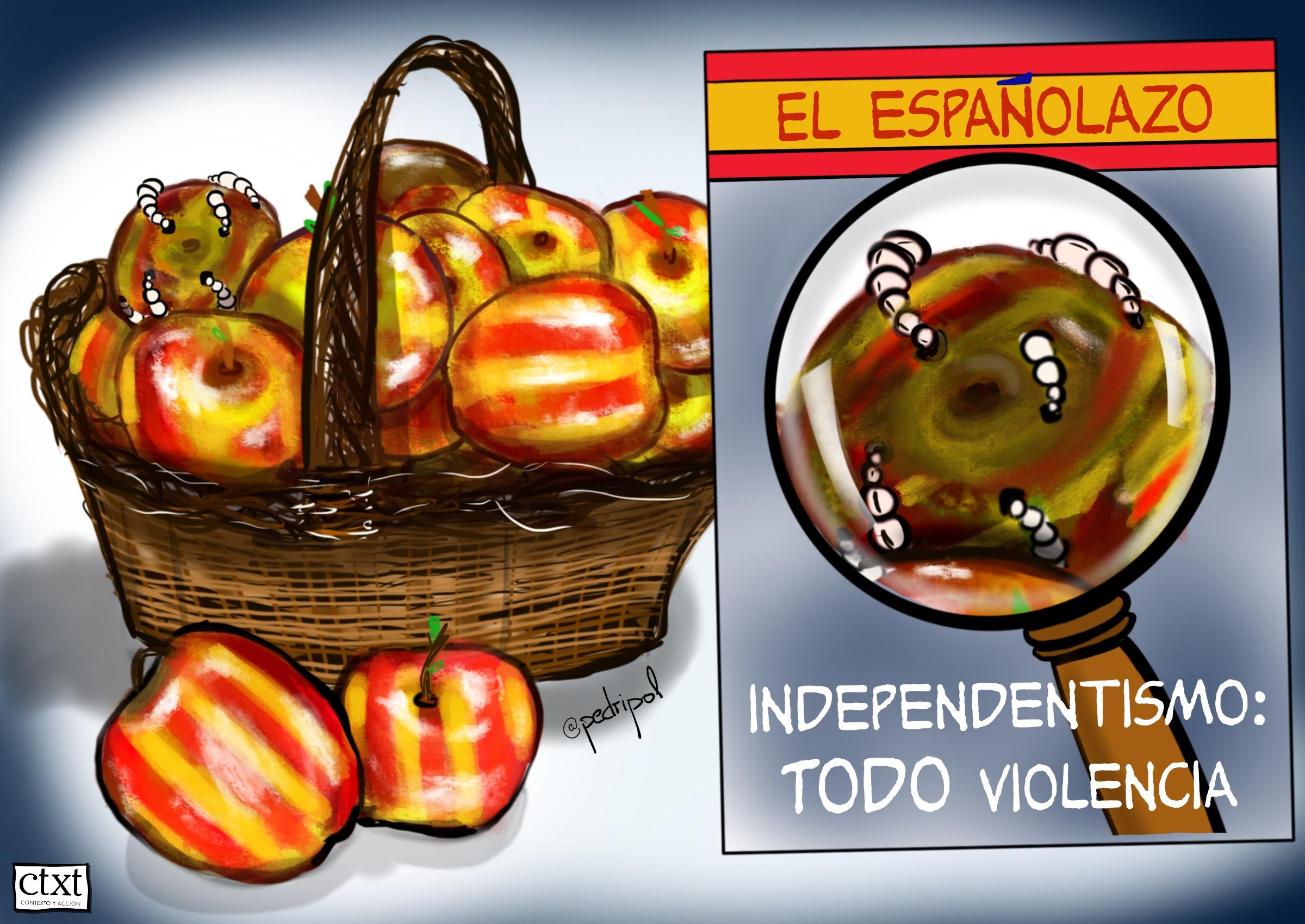 <p>Periodismo, independentismo, parcialidad</p>