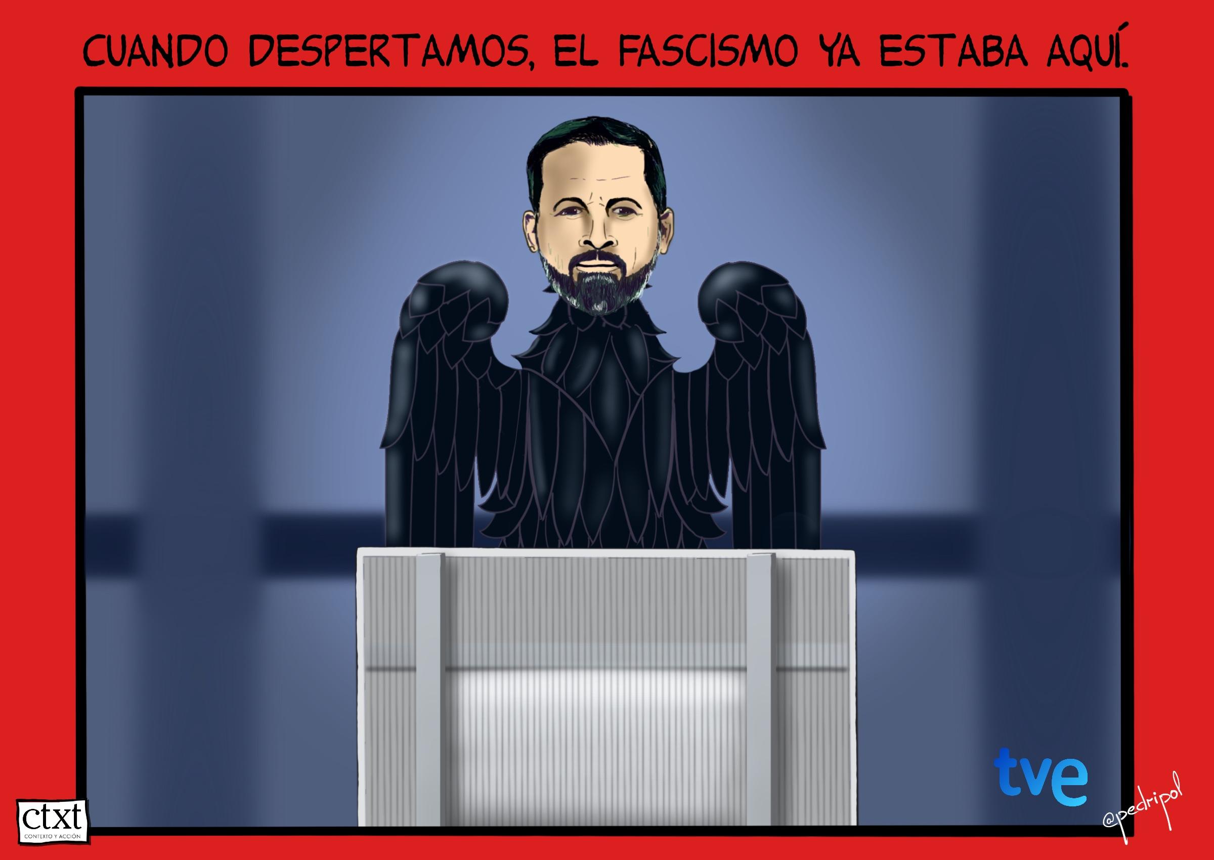 <p>Debate electoral, 10N, fascismo</p>