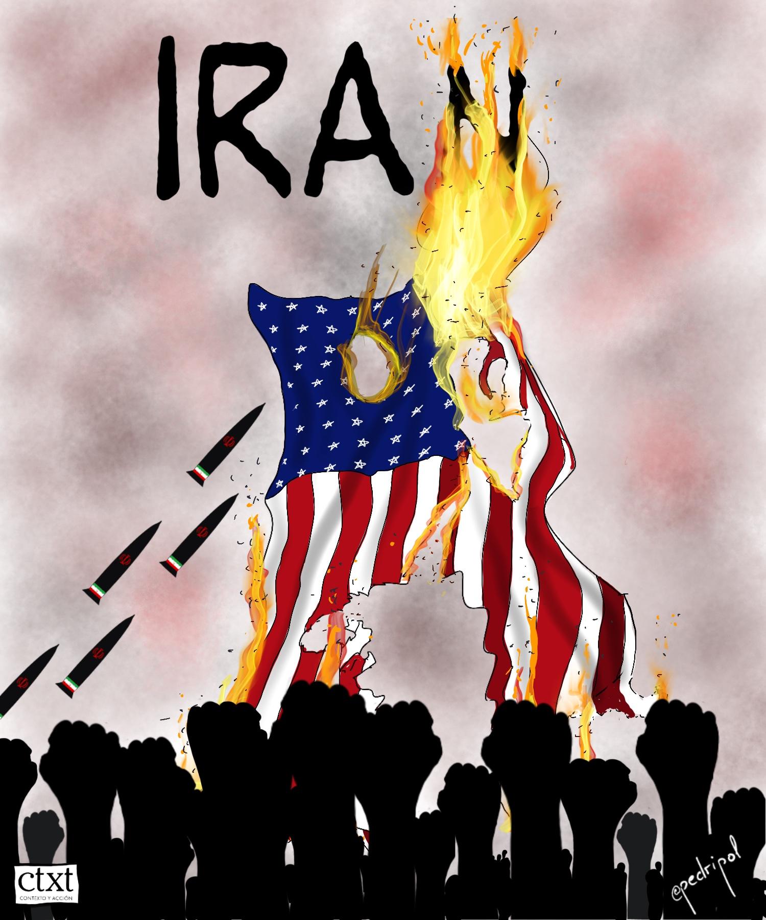 <p>EEUU, IRÁN, guerra</p>