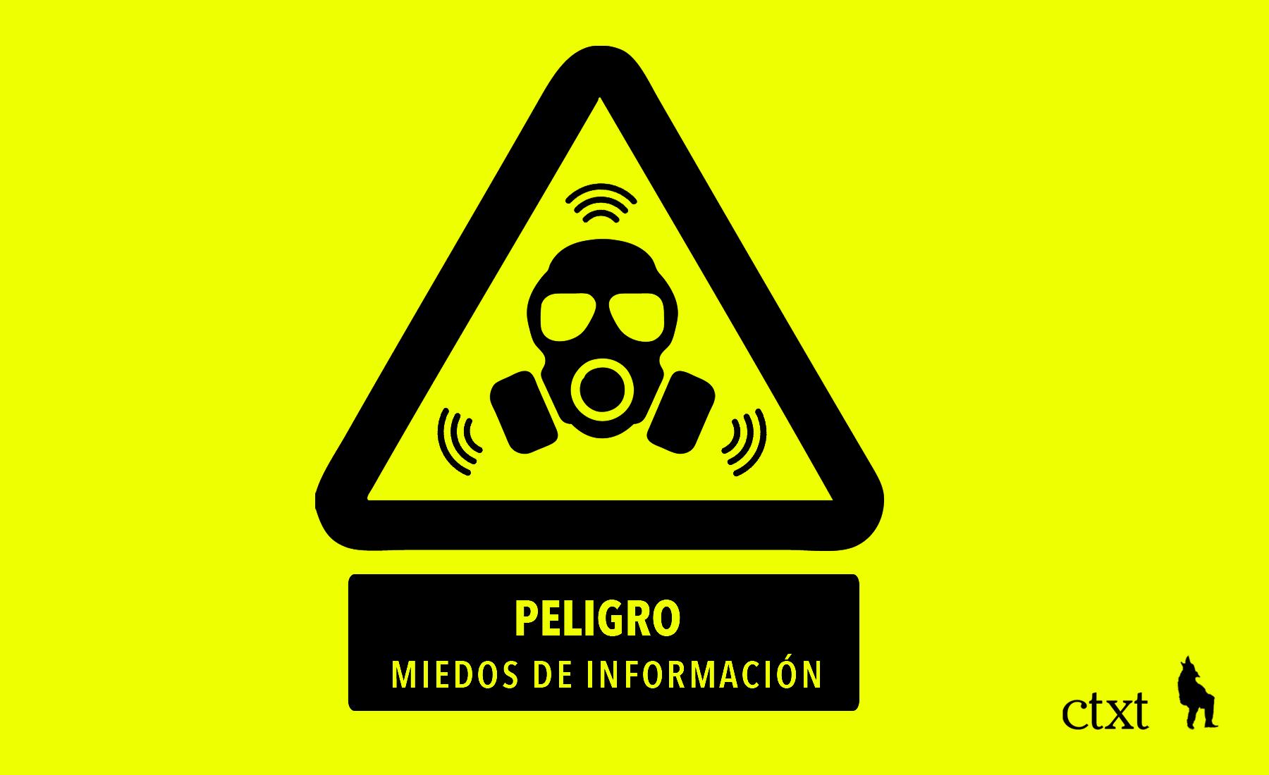 <p>Miedos de información</p>