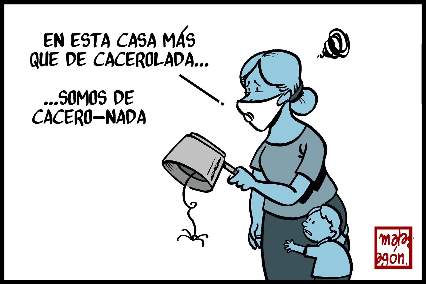 <p>Cacero-nadas.</p>