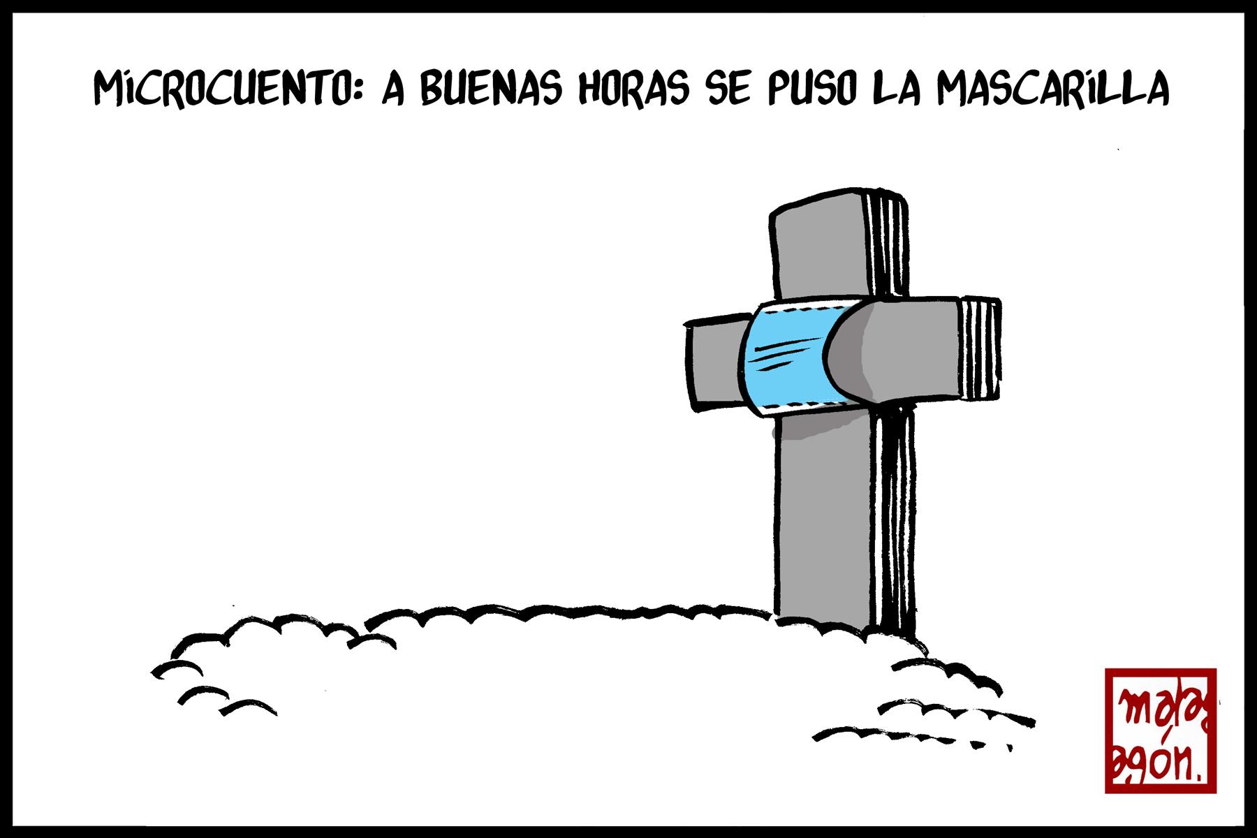 <p>Microcuento.</p>