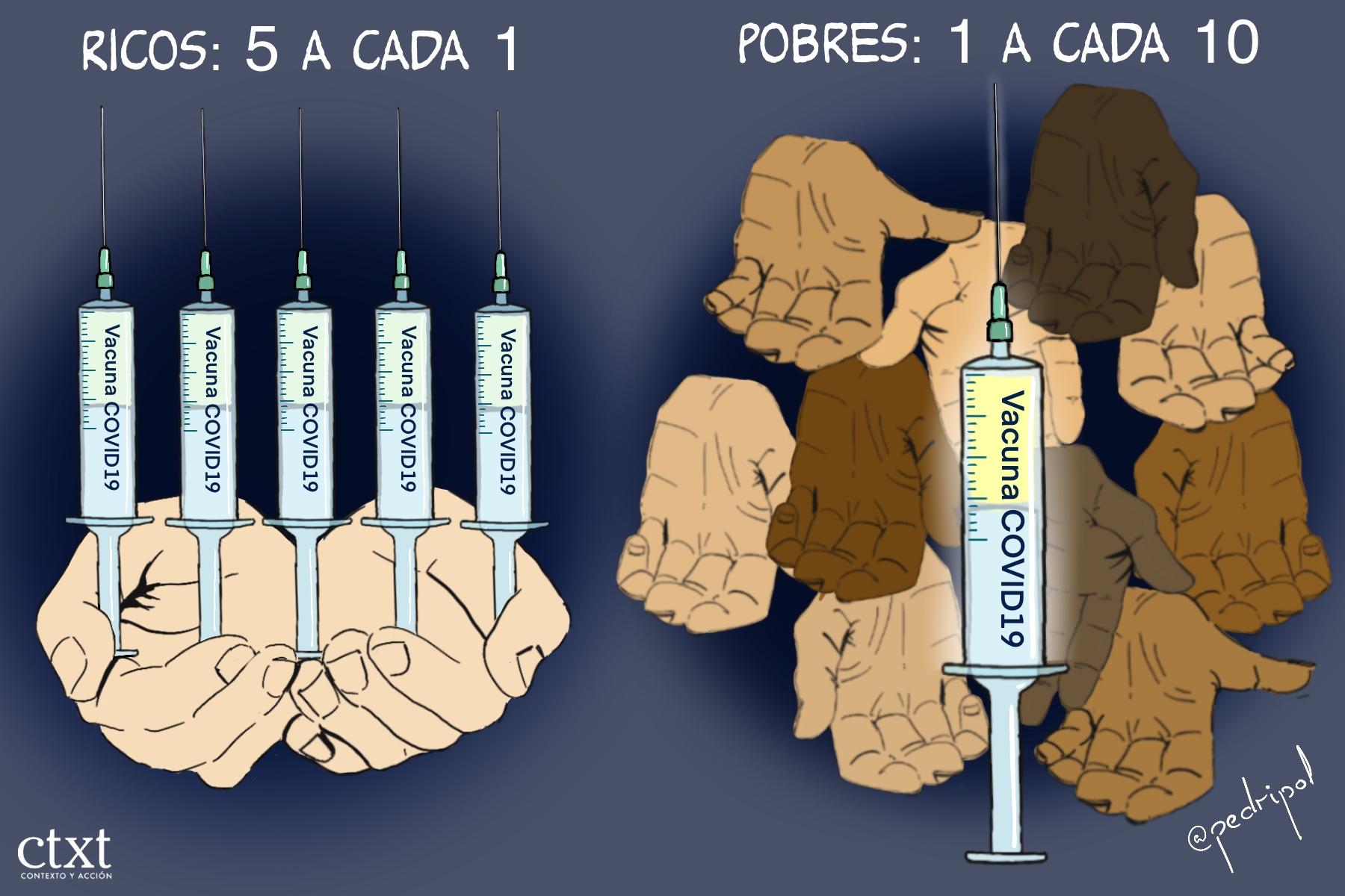 <p>Desigualdad pandémica</p>