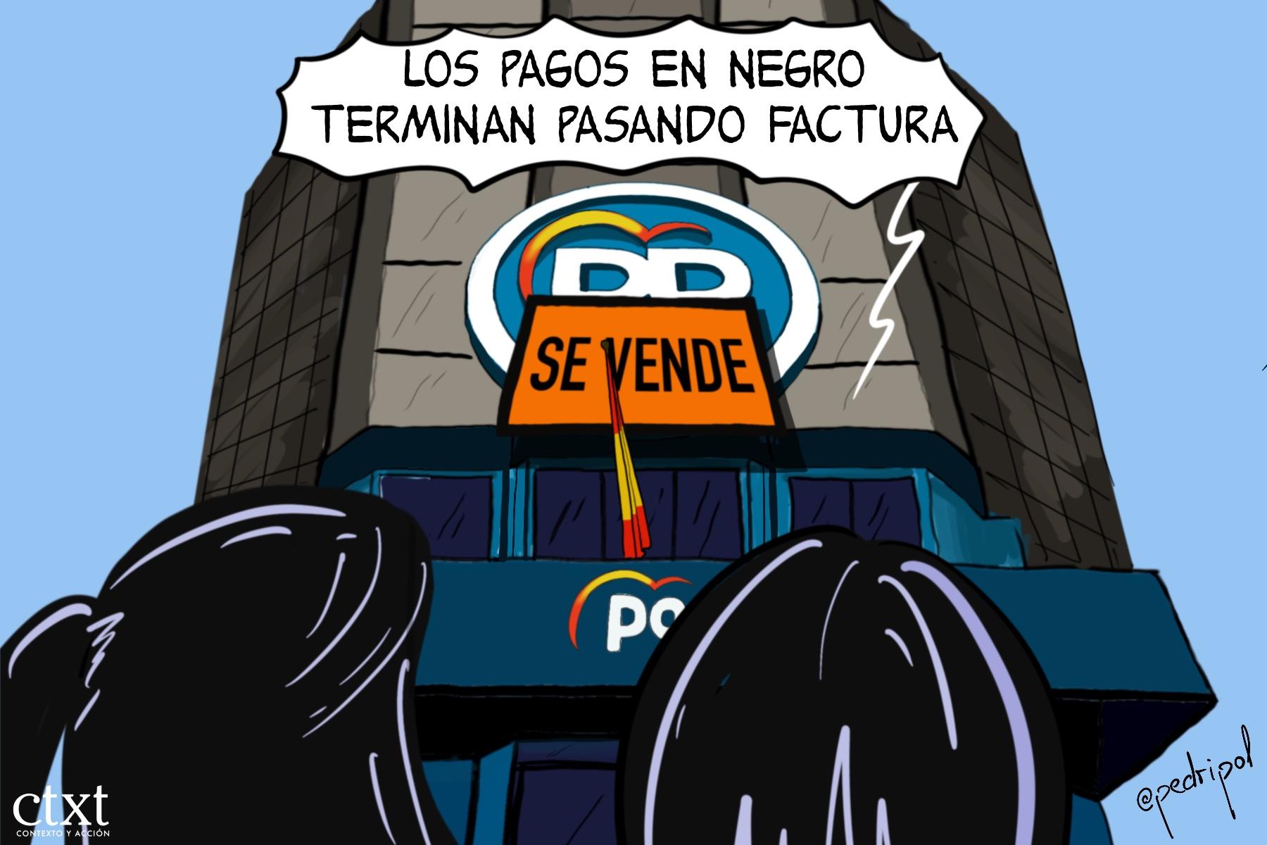 <p>PP, sede Génova 13</p>