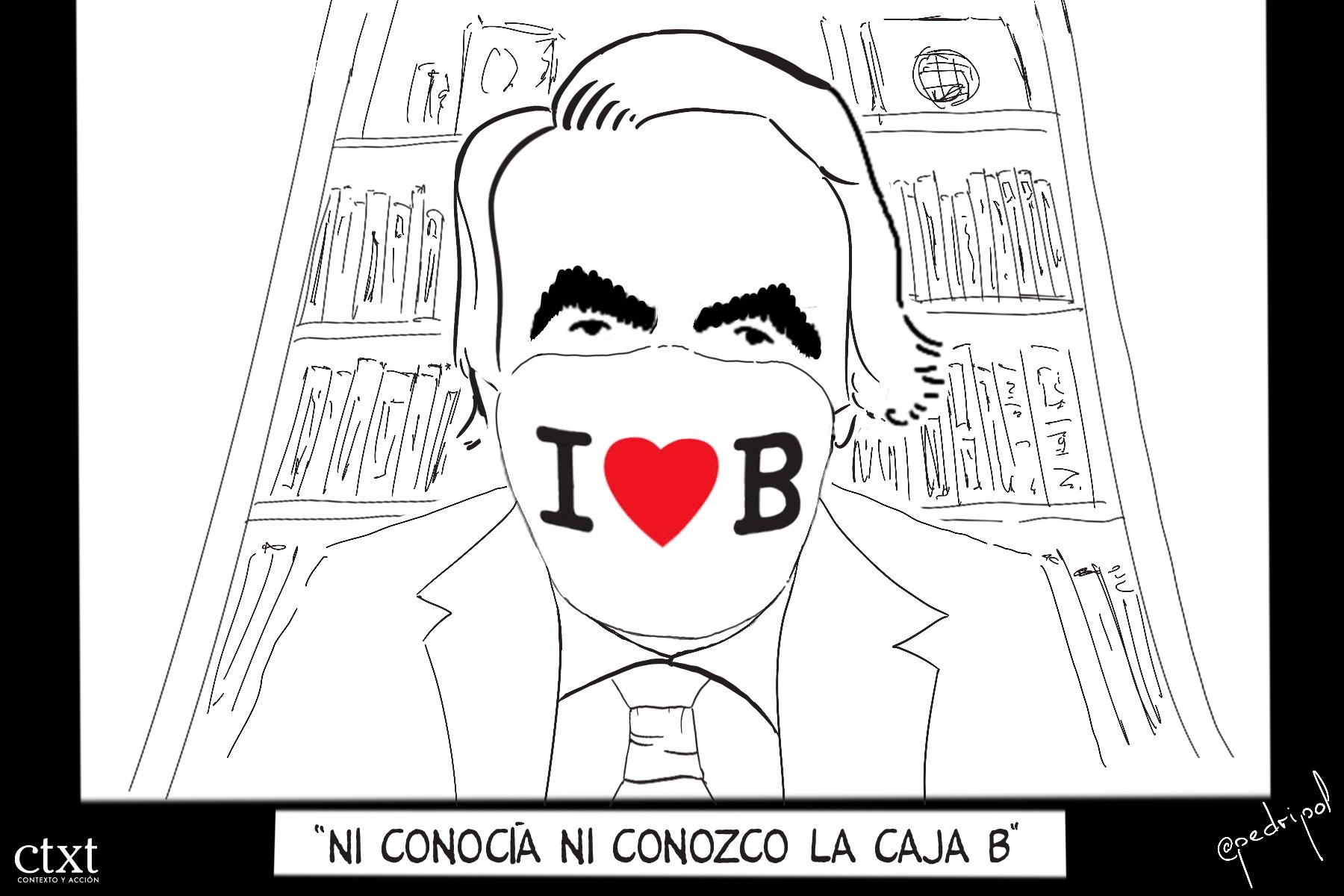 <p>Aznar, caja B, PP</p>