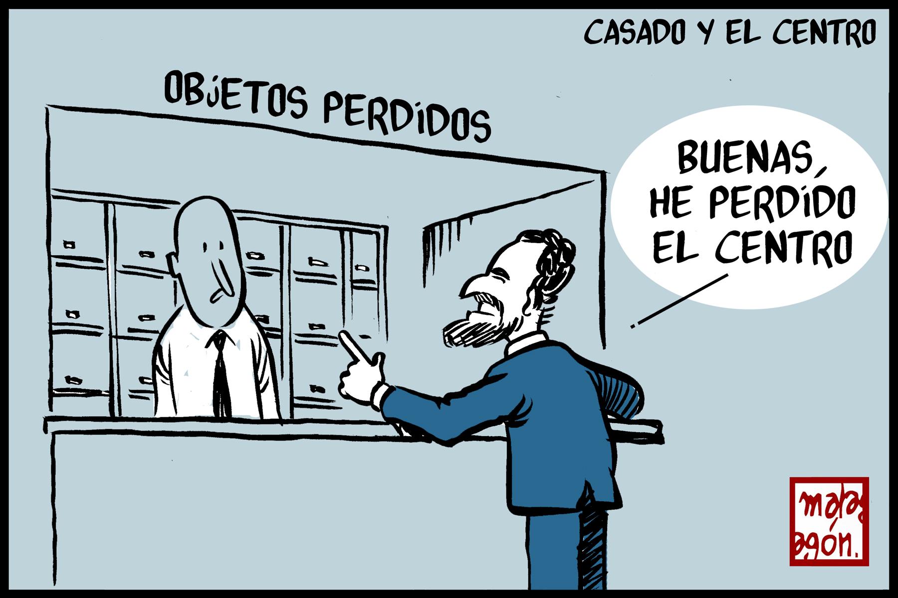<p>Pablo Casado.</p>
