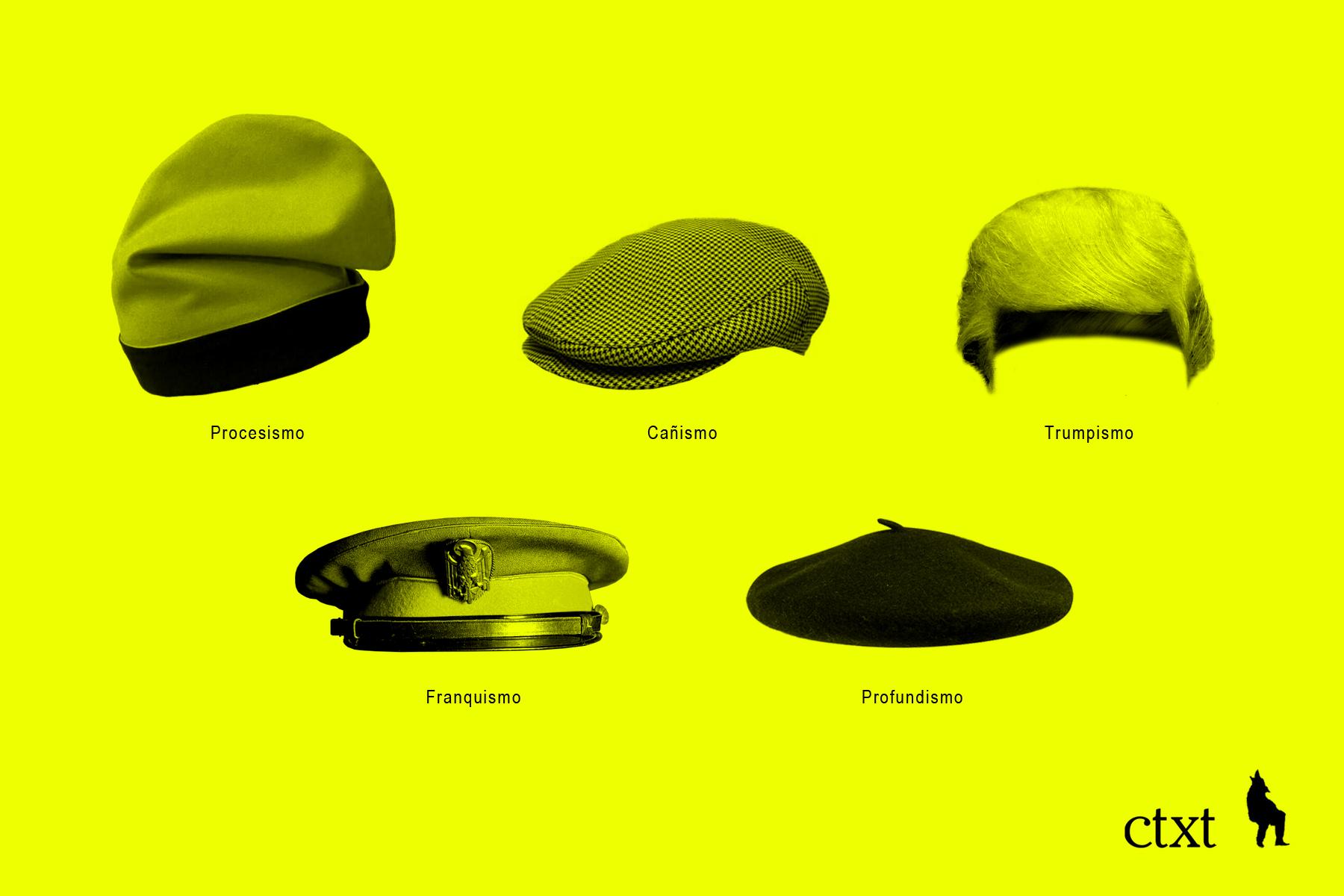 <p>Sombrerería ibérica</p>
