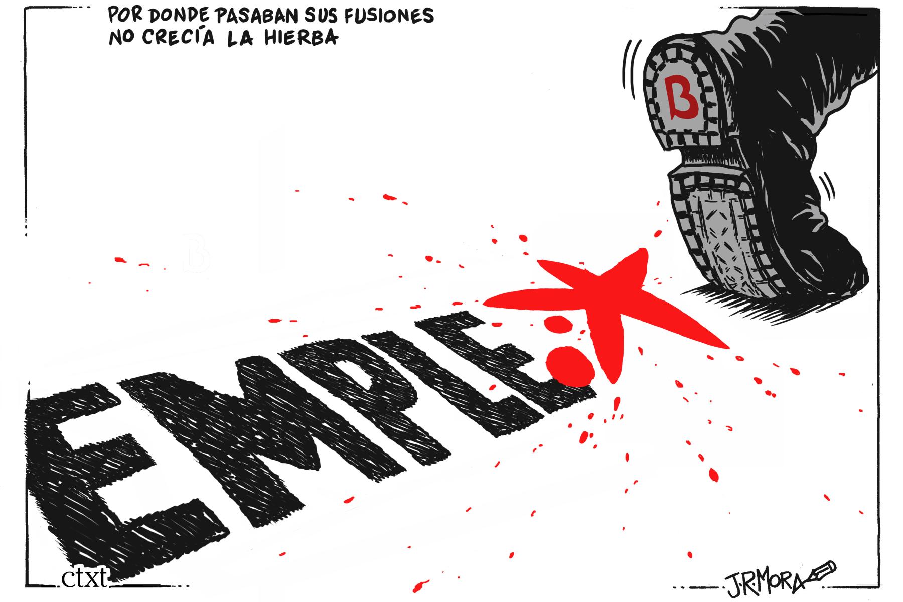 <p>Destructores de empleo</p>