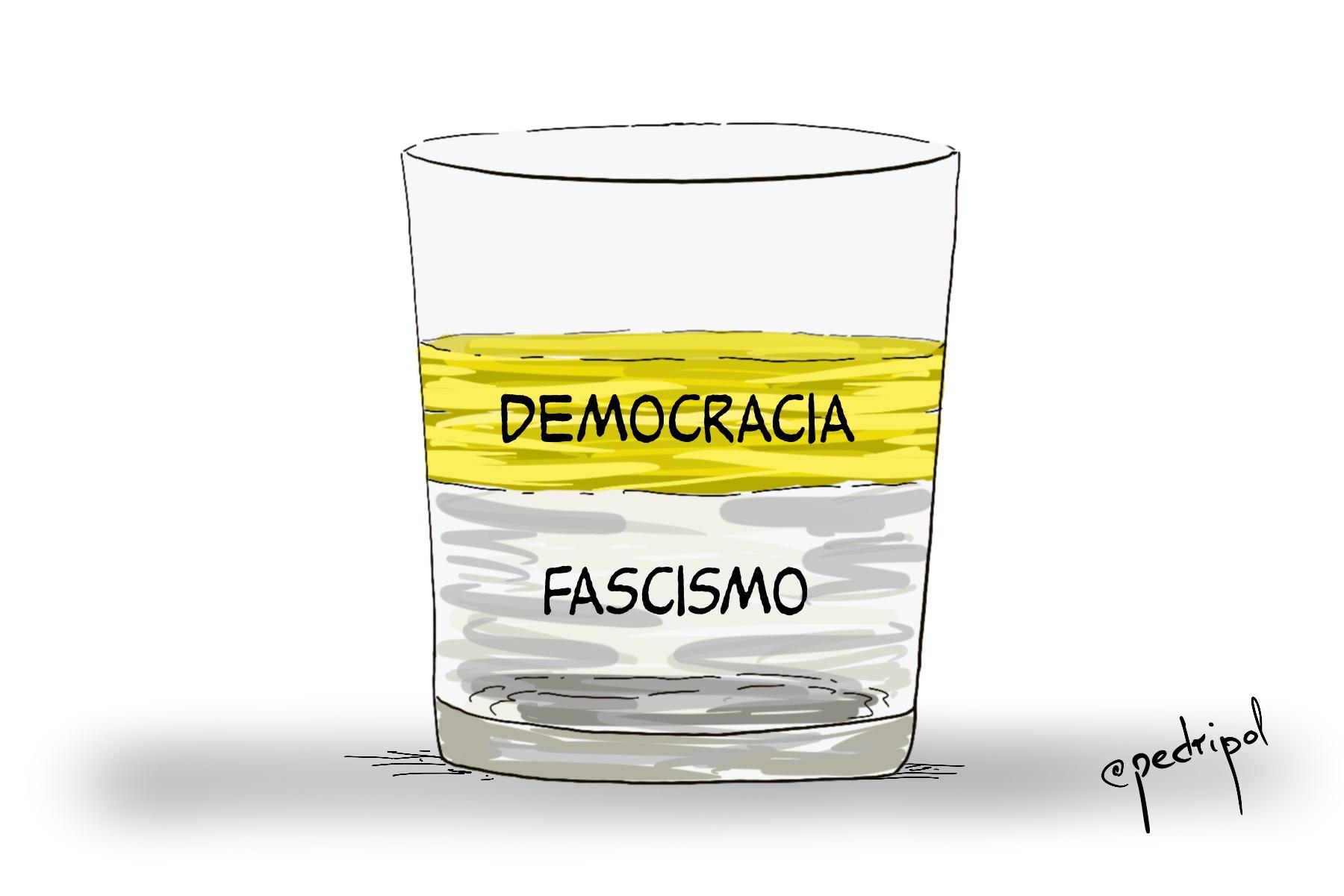 <p>Democracia, fascismo, Madrid</p>