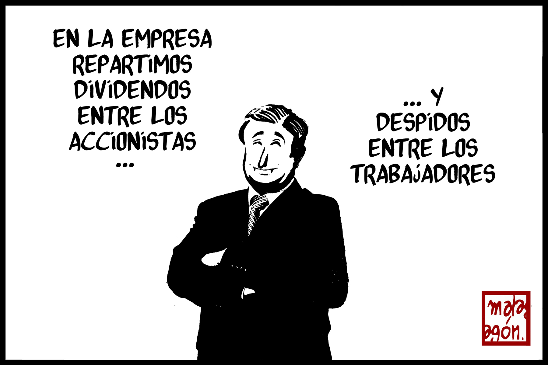 <p>Despidos.</p>