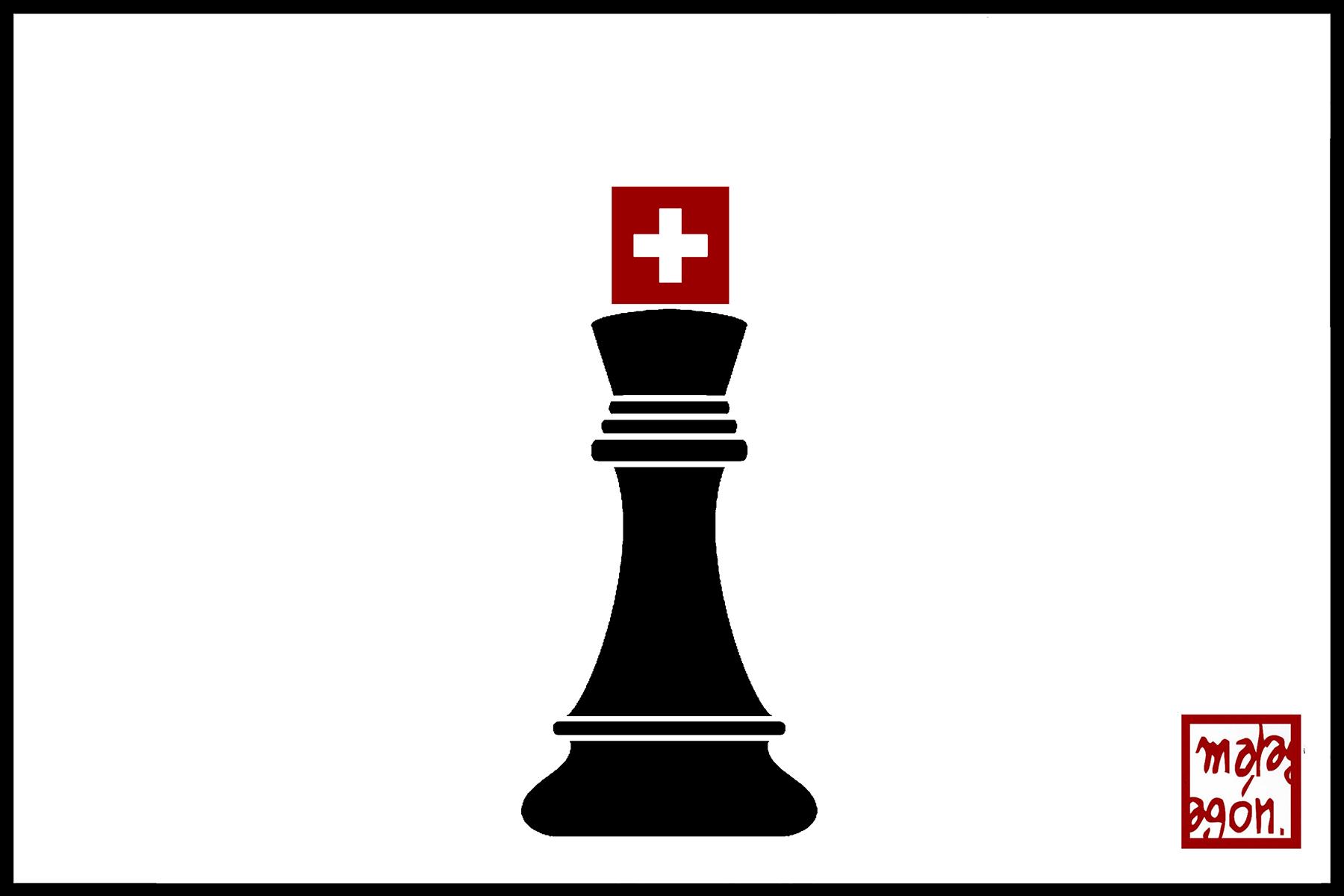 <p>Rey en Suiza.</p>