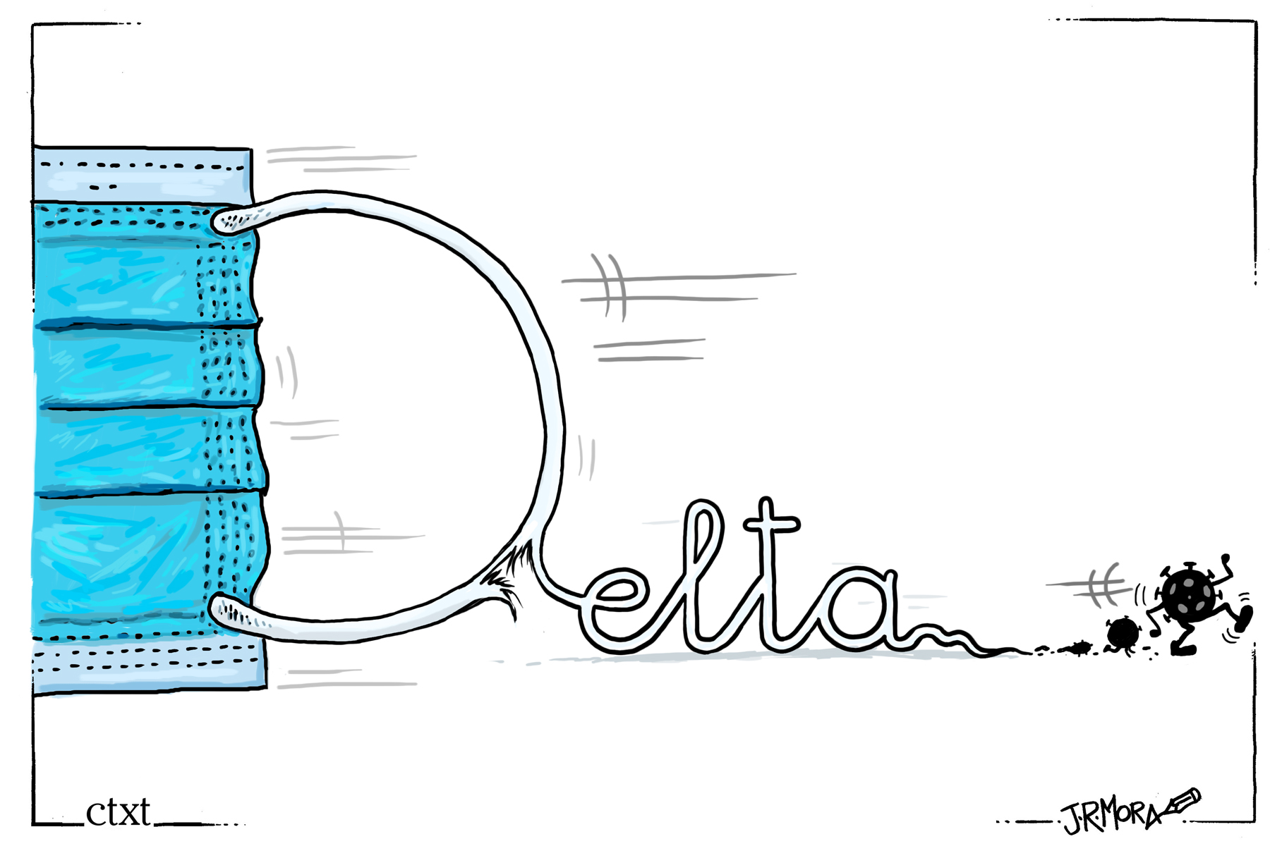 <p>Variante Delta.</p>