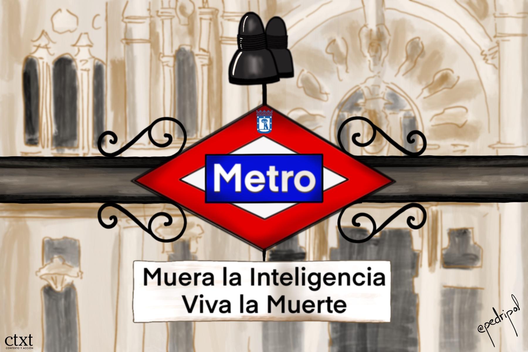 <p>Madrid, Millán Astray, callejero, franquismo</p>